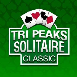 Tri Peaks Solitaire Classic Fun Time 24 7