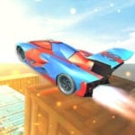 Fly Car Stunt