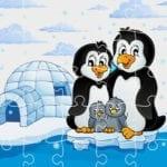 Penguins Jigsaw
